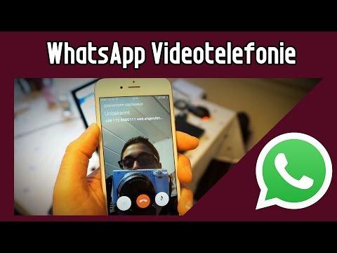 Whatsapp Videotelefonie | Videoanrufe über Whatsapp Machen | Wie Funktioniert Das Neue Feature?