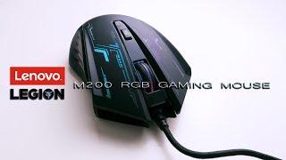 Lenovo Legion M200 RGB Gaming Mouse GX30P93886