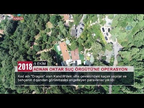2018 Almanak - Adnan Oktar Suç Örgütüne Operasyon