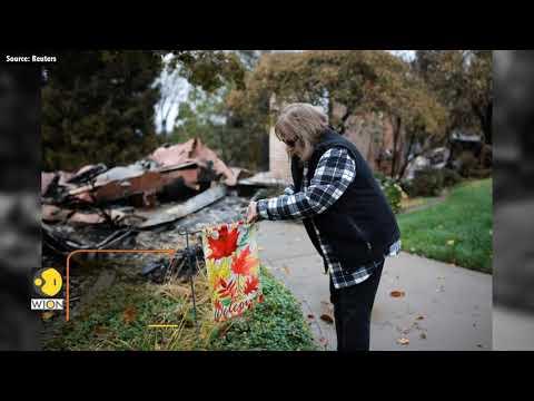 Rain helps douse California fires, but raises landslide risk