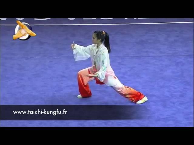 Taiji (Tai Chi) Moderne Compétition