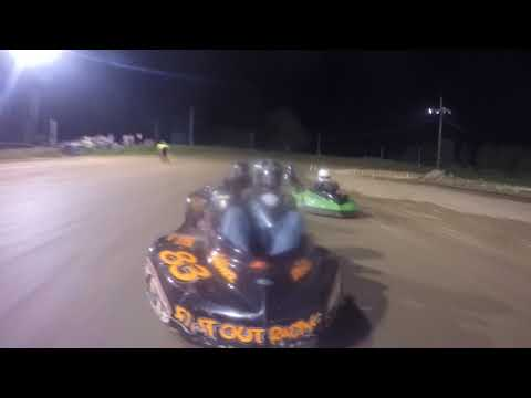 6/30/18 paradise speedway jr3 part 2 feature