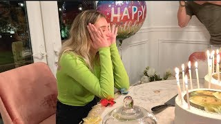 Eryns Birthday Vlog + SURPRISE!  SHE MADE THE...