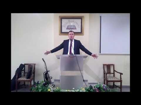 Predicazione del pastore Giovanni Di Crasto, 24/03/2019.