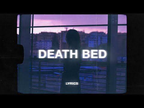 Powfu – death bed (Lyrics)