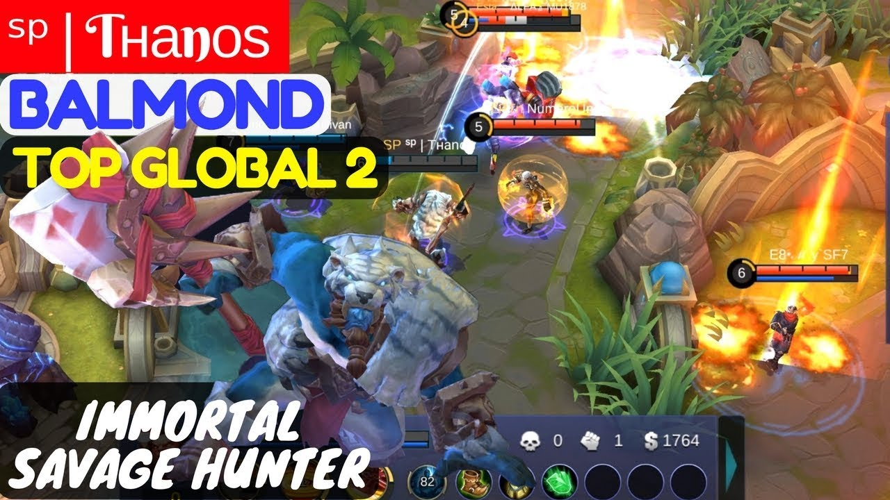 Balmond – Savage Hunter