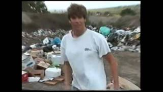 St. Eustatius Paradise Lost - Part 1 - The Dump (Charlie Veitch 1998)
