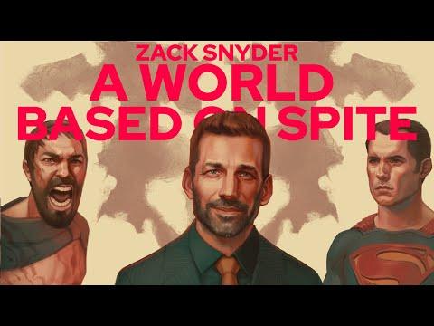 Zack Snyder: A World Based On Spite | Curio