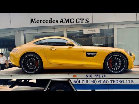 Mercedes AMG GT S Tại Việt Nam