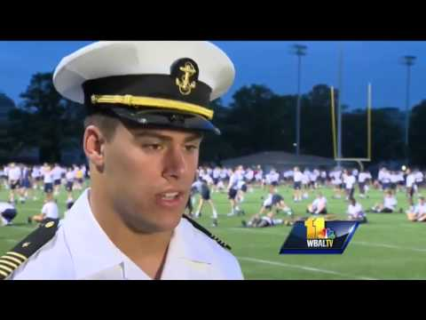 Plebe Summer whips new recruits into shape
