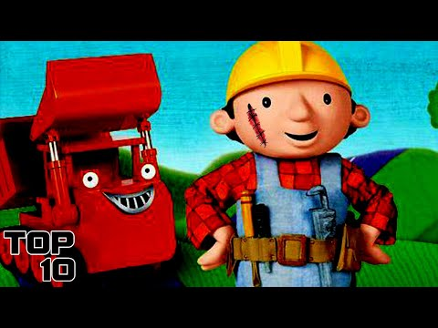 Top 10 Scary Bob The Builder Theories