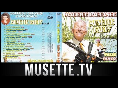 Maurice Larcange & Marc Pascal - La Groupie Du Musette