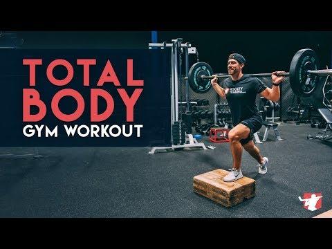 Hockey Total Body Gym Workout ��