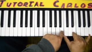 Hermoso eres Marcos witt 25 años - Tutorial Piano Carlos