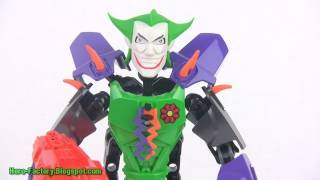 Lego Super Heroes Review: The Joker (ultrabuild)