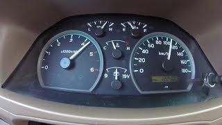 Toyota Land Cruiser 70 - как тянет Легенда? Разгон 0 -100!