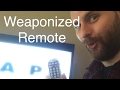 Ninja Remote -  A Weaponized Remote