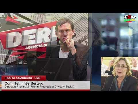 Inés Bertero: Están viendo quién es más perottista