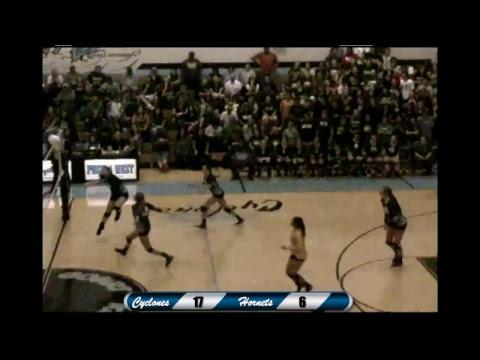 Girls Volleyball Pueblo West Cyclones vs. County Hornets