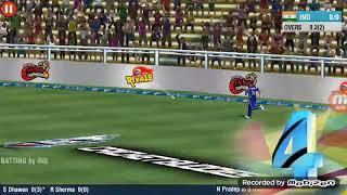 India vs Sri Lanka highlight match  partnership Rohit Sharma Shikhar Dhawan top batting