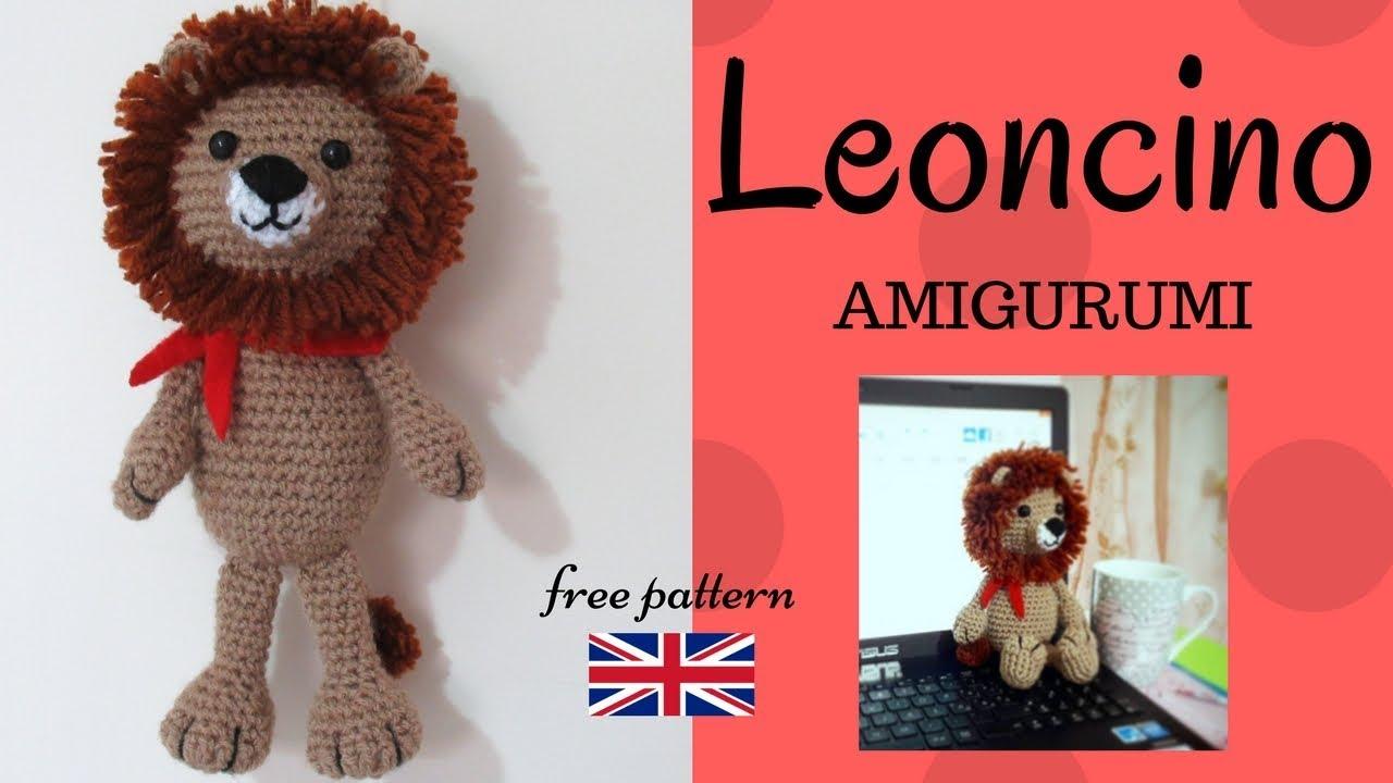 Amigurumi Lion Free Pattern : Amigurumi candy corn pattern crochet lion brand yarn
