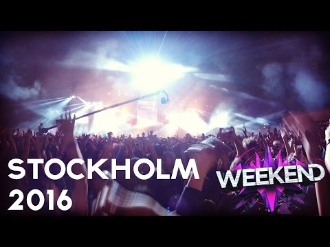 Weekend Festival Stockholm - 2016 Aftermovie