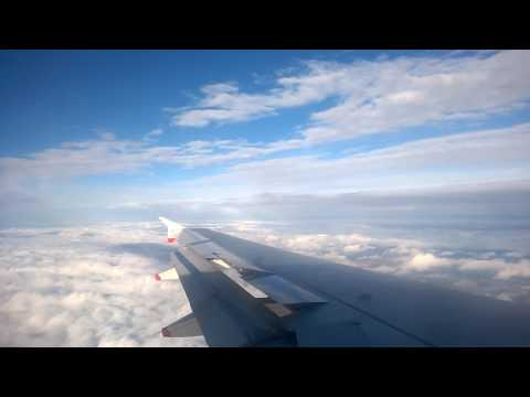 BA0869 Landing @ Heathrow International Airport and Taxis to