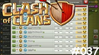 Let's Play Clash of Clans #037 [Deutsch] [HD] [PC] - 45 Leute im Ck