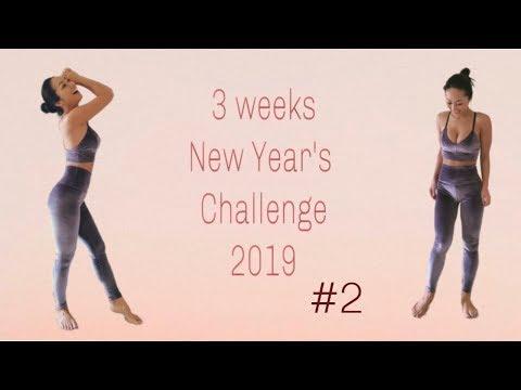 気になるセルライトを撃退!固い脂肪解消! New Year's Challenge!! 2019#2