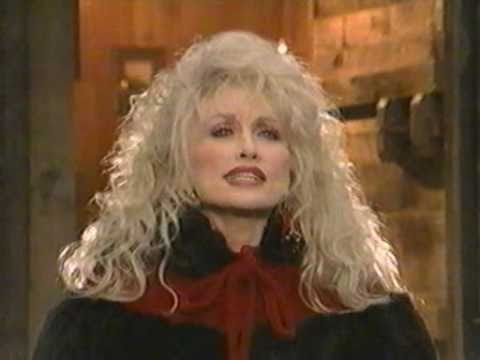 dolly parton home for christmas special 1990 pt1