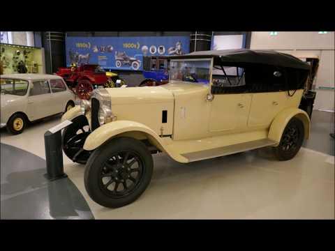British Motor Museum & Jaguar Heritage Trust