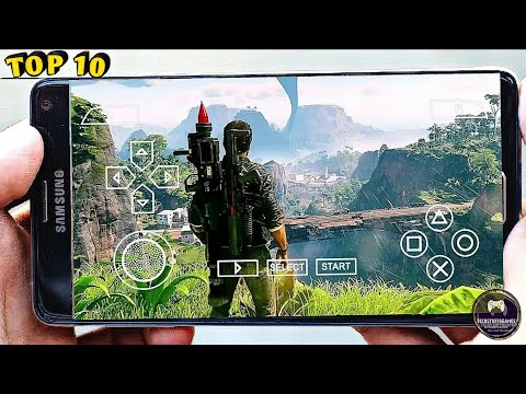 (PART2)Top 10 Ppsspp Games For Android||High Graphics||Best Psp Emulator Games Download,offline,2019