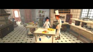 Ratatouille Gameplay Walkthrough Part 8(PC)