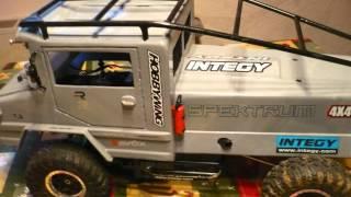 rc trial truck selber bauen. Black Bedroom Furniture Sets. Home Design Ideas
