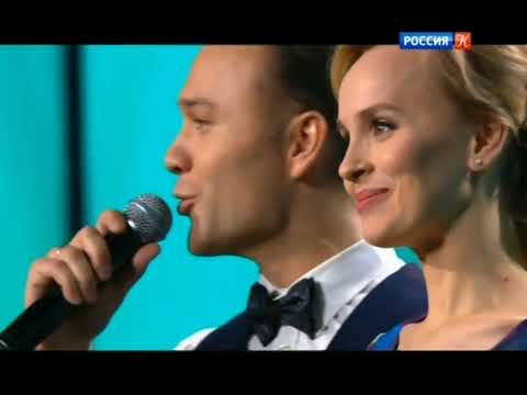 Дмитрий Ермак и Наталия Быстрова - Диалог у новогодней елки