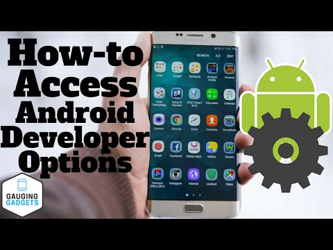 How To Enable And Disable Developers Options - Android Phone USB Debugging Mode