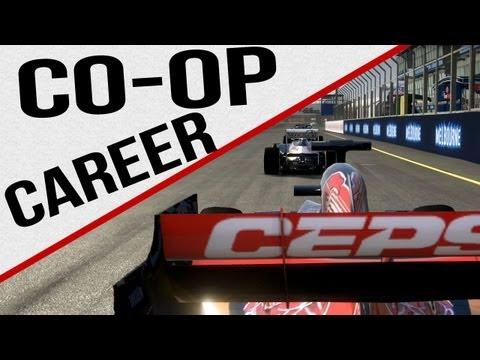 F1 2012 - Co-op Career - Melbourne