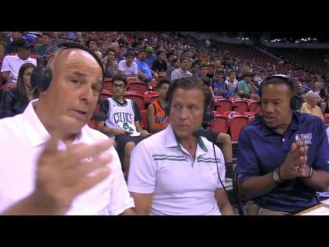 Quin Snyder Interview (July 12, 2017)