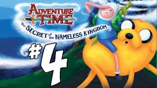 Adventure Time: The Secret of the Nameless Kingdom Walkthrough - PART 4 - The Grabby Hand Technique
