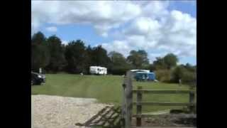 COMMON LEYS FARM CAMPSITE   OXFORDSHIRE   JULY 2014