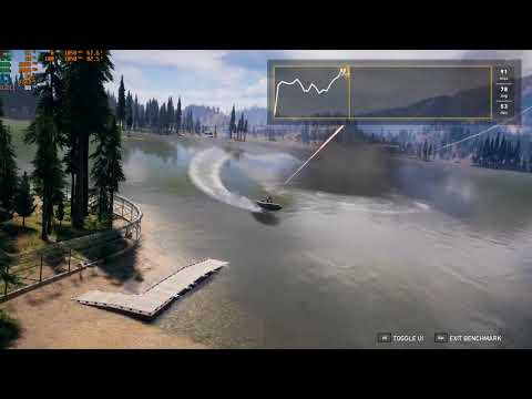Far Cry 5 Benchmarks! Mining Rx 580s on crossfire