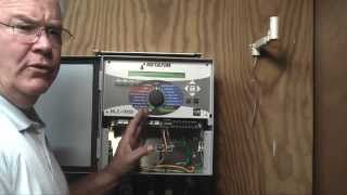 Installing a Rain Sensor to a Netafim Landscape Controller
