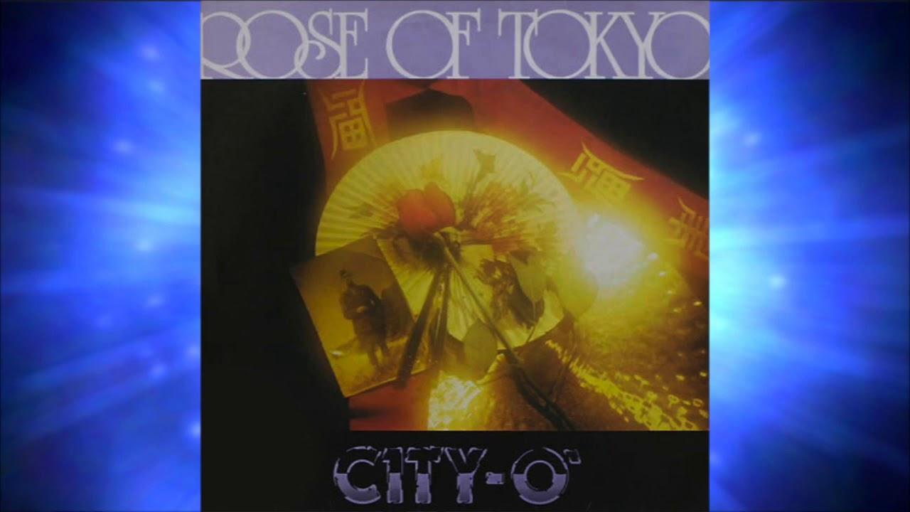 Rose Of Tokyo Maxi1026 12 City O Zyx Music Ger