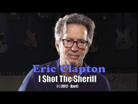 Eric Clapton - I Shot The Sheriff (Karaoke)