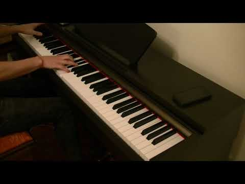 Promises - Calvin Harris & Sam Smith Piano Cover by Lorcan Rooney