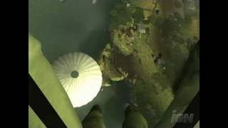 Medal of Honor Vanguard PlayStation 2 Gameplay -