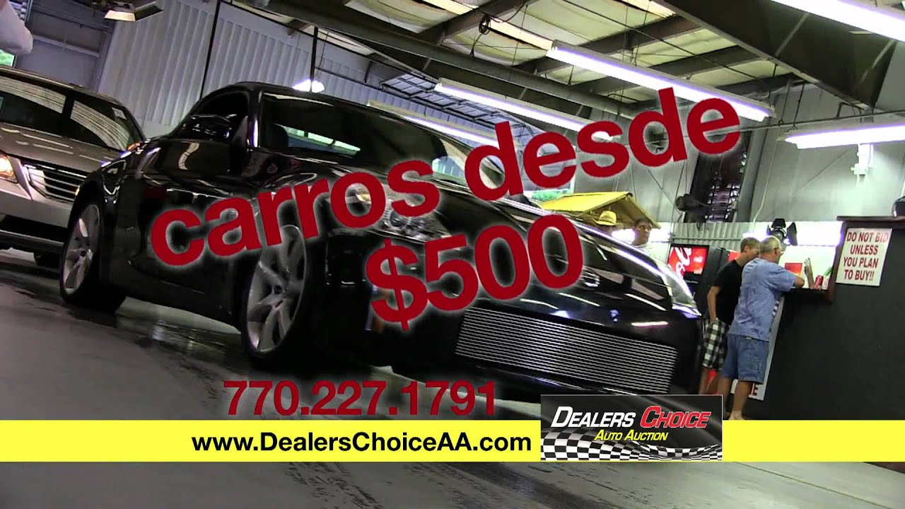 Subasta De Carros >> Subasta de Carros Usados - South of Atlanta Off I-75 ...