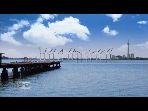 16x9 - Water Wind Farm