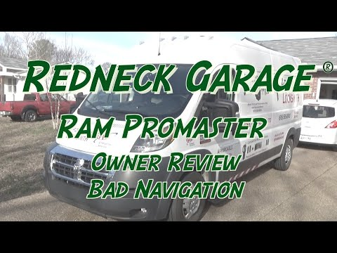 Ram Promaster Review - From an Owner - Good and Bad