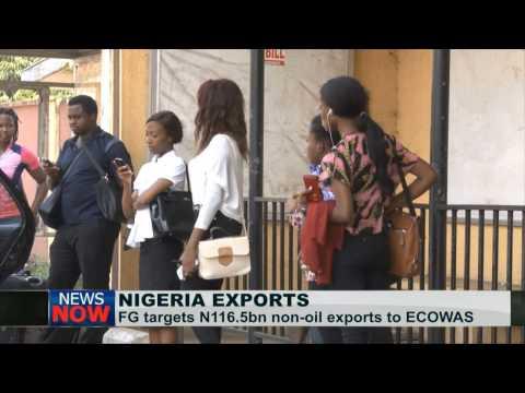 Nigeria set to increase non-oil exports to ECOWAS